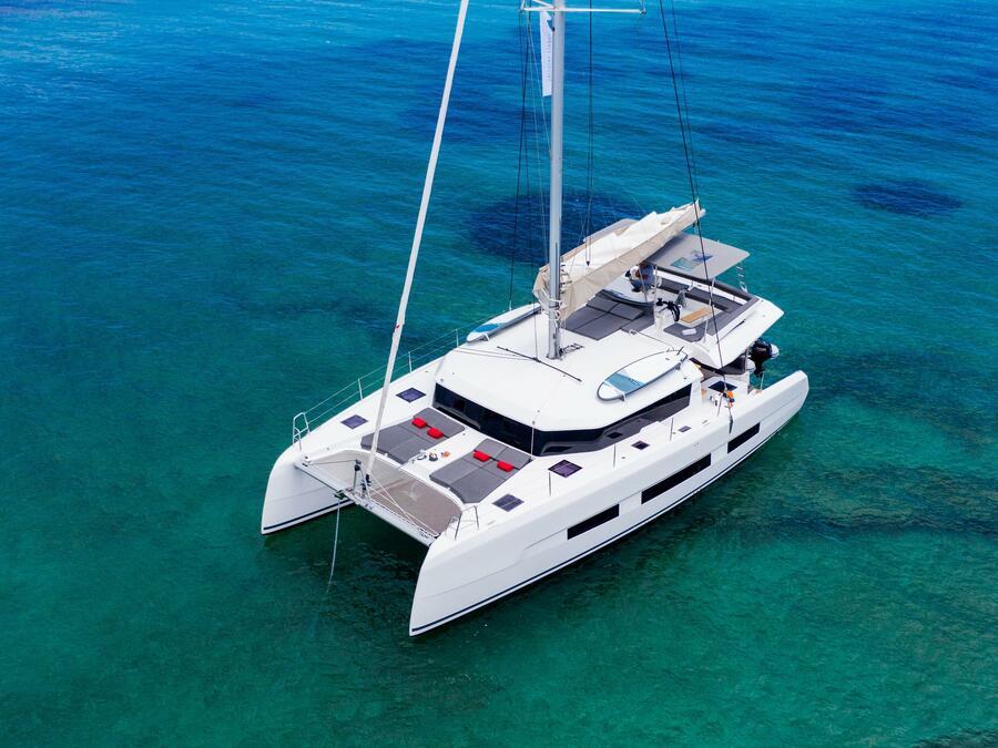 Dufour 48 Catamaran (Caipirinha *skipper's fee is included in the price) Main image - 0