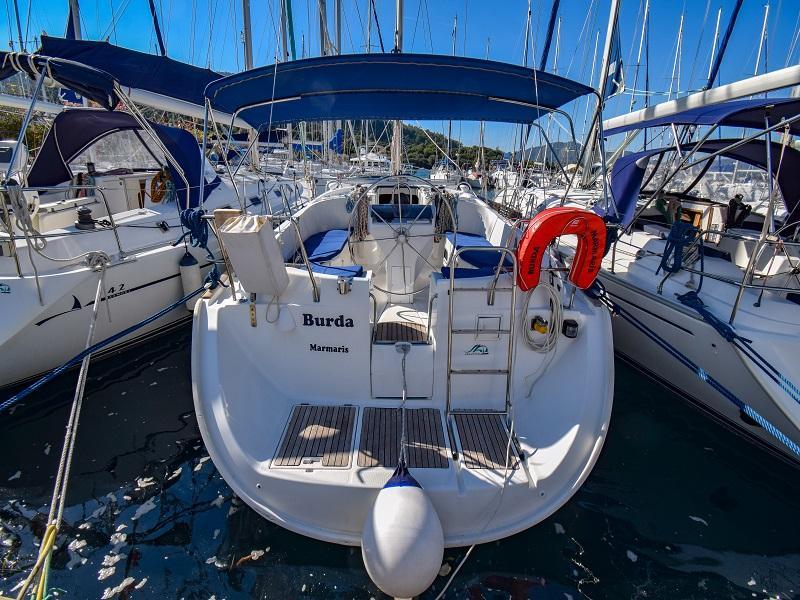 Oceanis 411 (Burda) Main image - 0