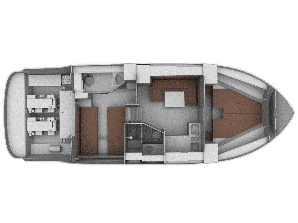Bavaria 38 Sport (Dream 4) Plan image - 3