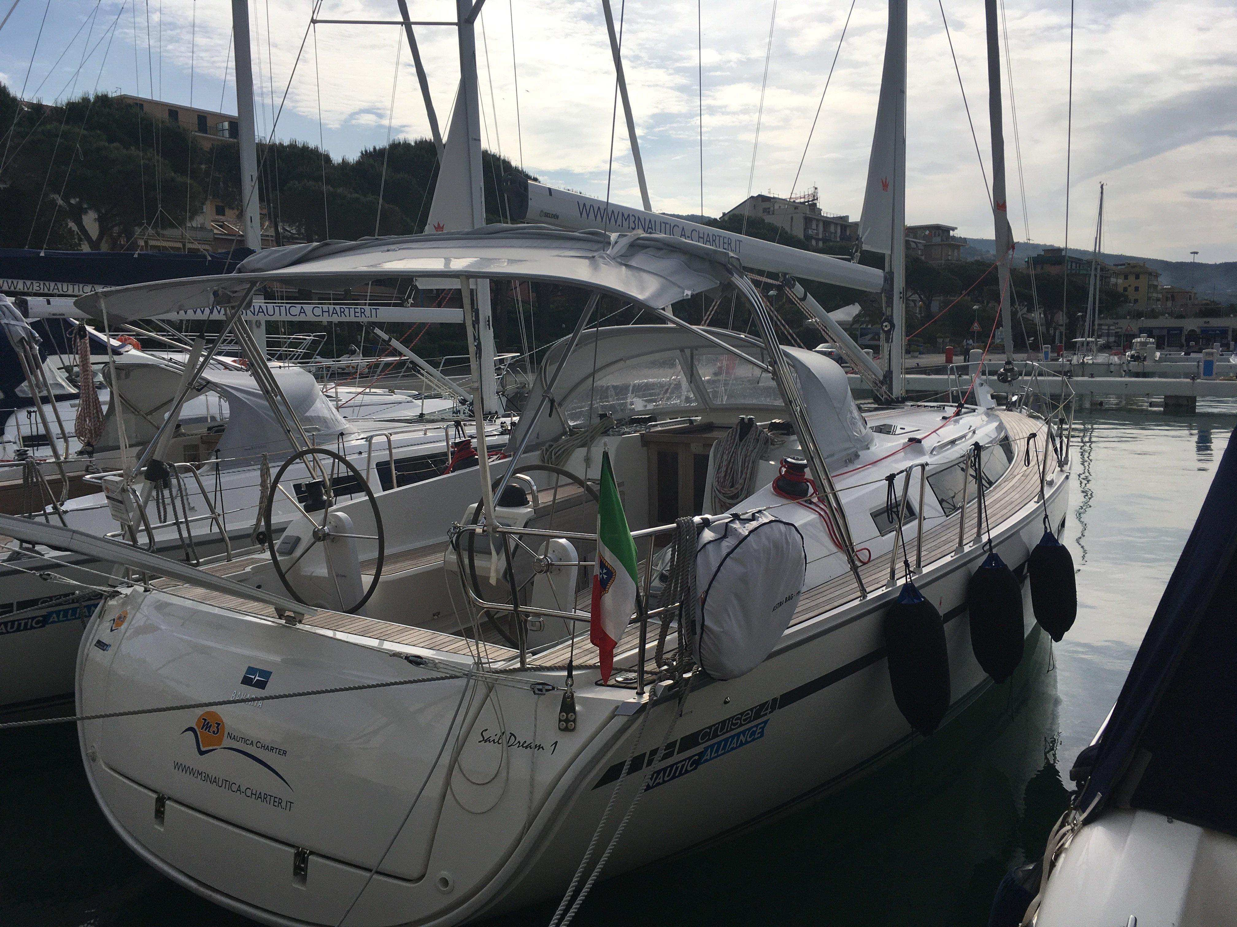 Bavaria Cruiser 41 (Sail Dream 1) Main image - 0