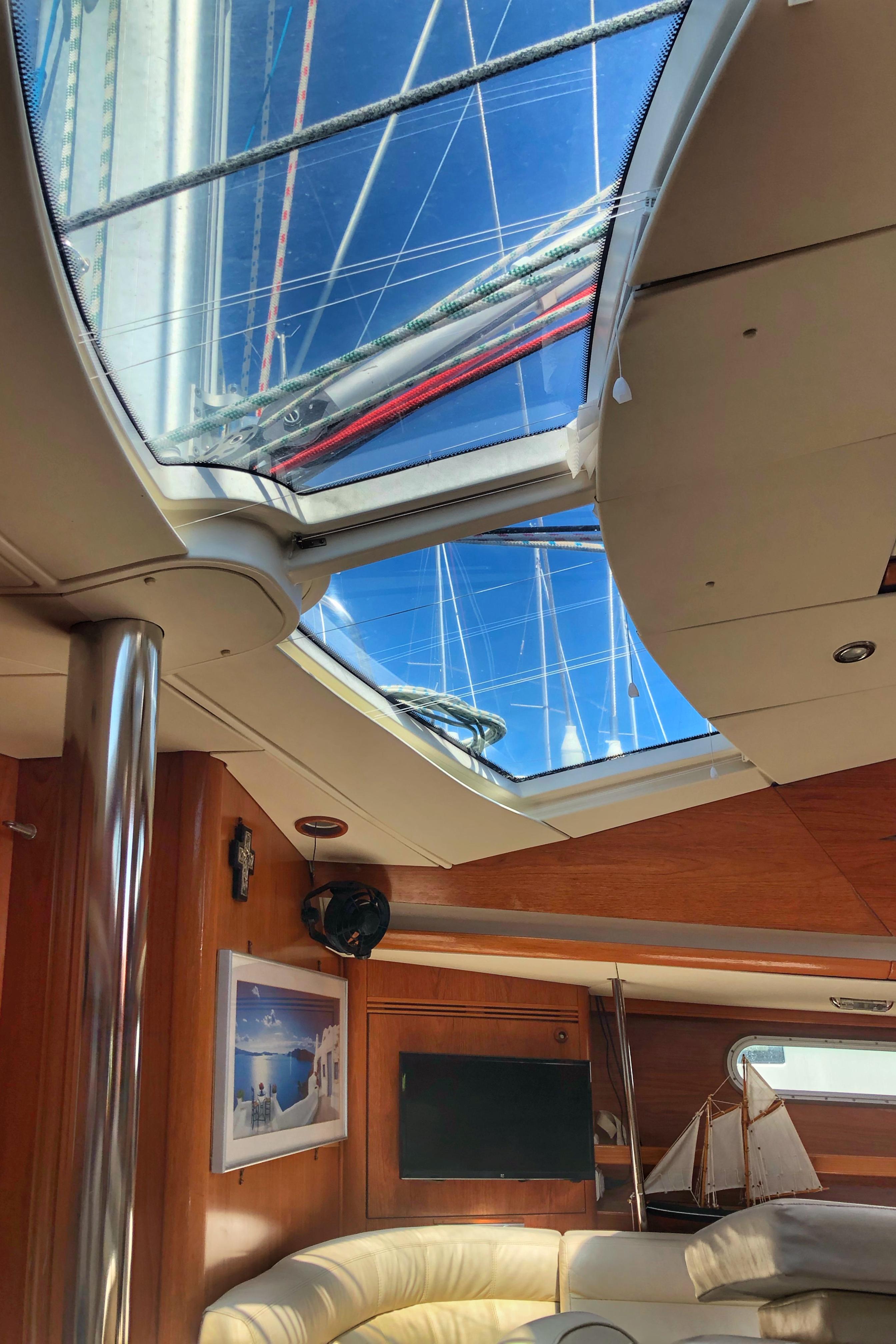 Sun Odyssey 49DS (EVITA) Interior 1 - 10