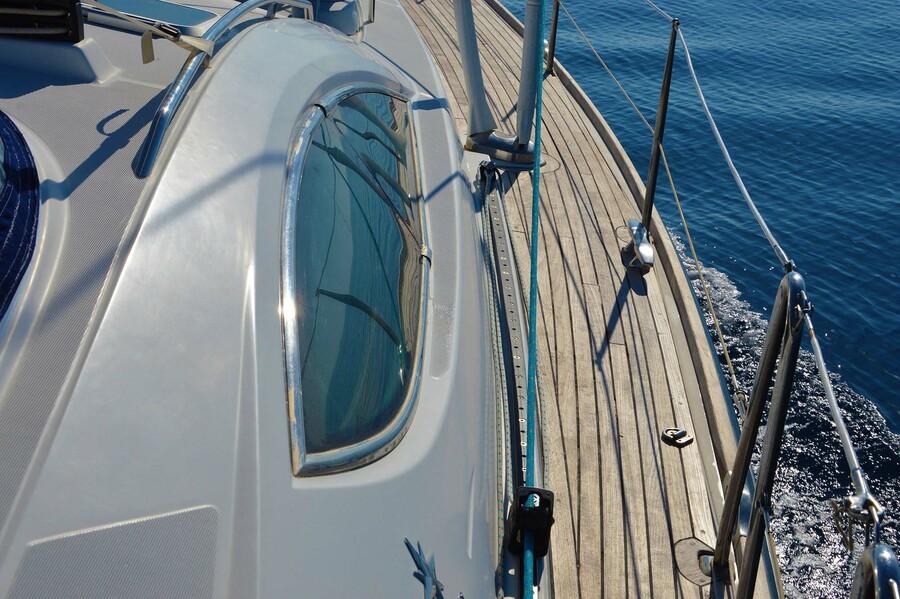 Sun Odyssey 49DS (EVITA) Deck Detail - 5