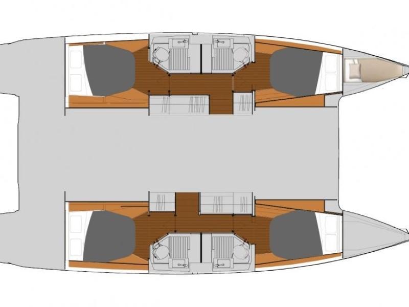 Astréa 42 (Osaya) Plan image - 1