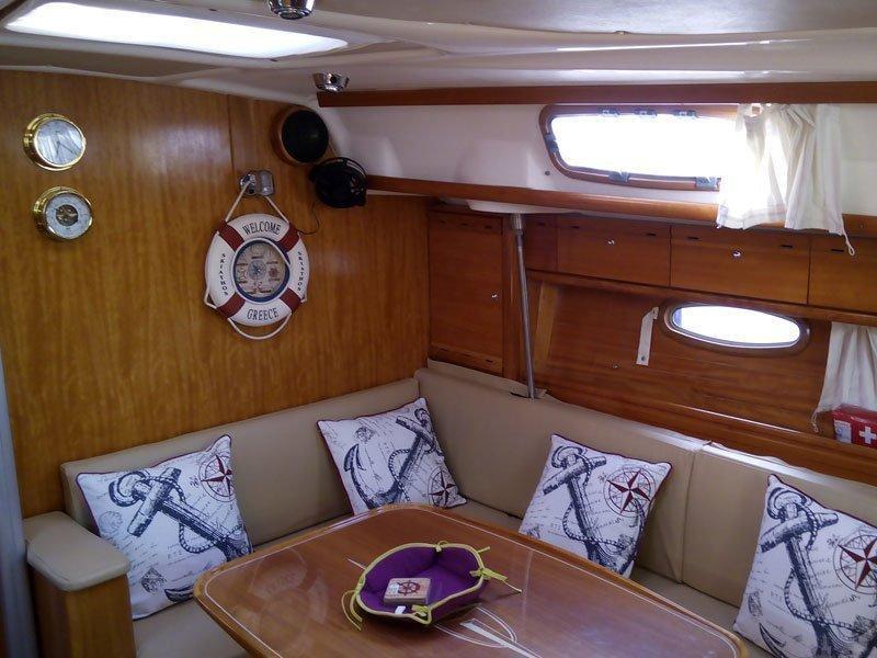 Bavaria 42 Cruiser (Sirene)  - 7