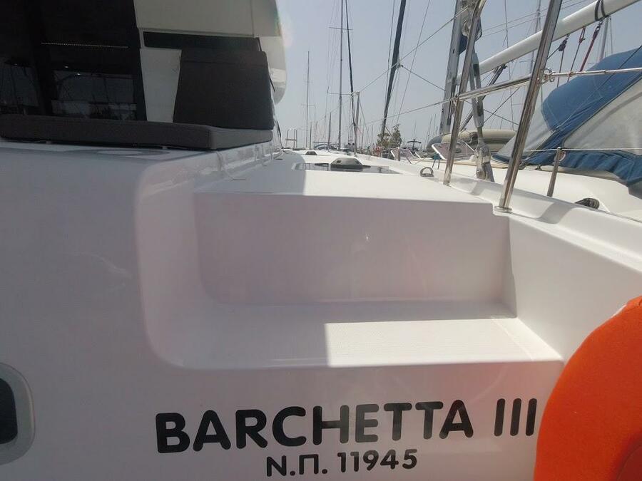 Lagoon 42 (Barchetta III)  - 45