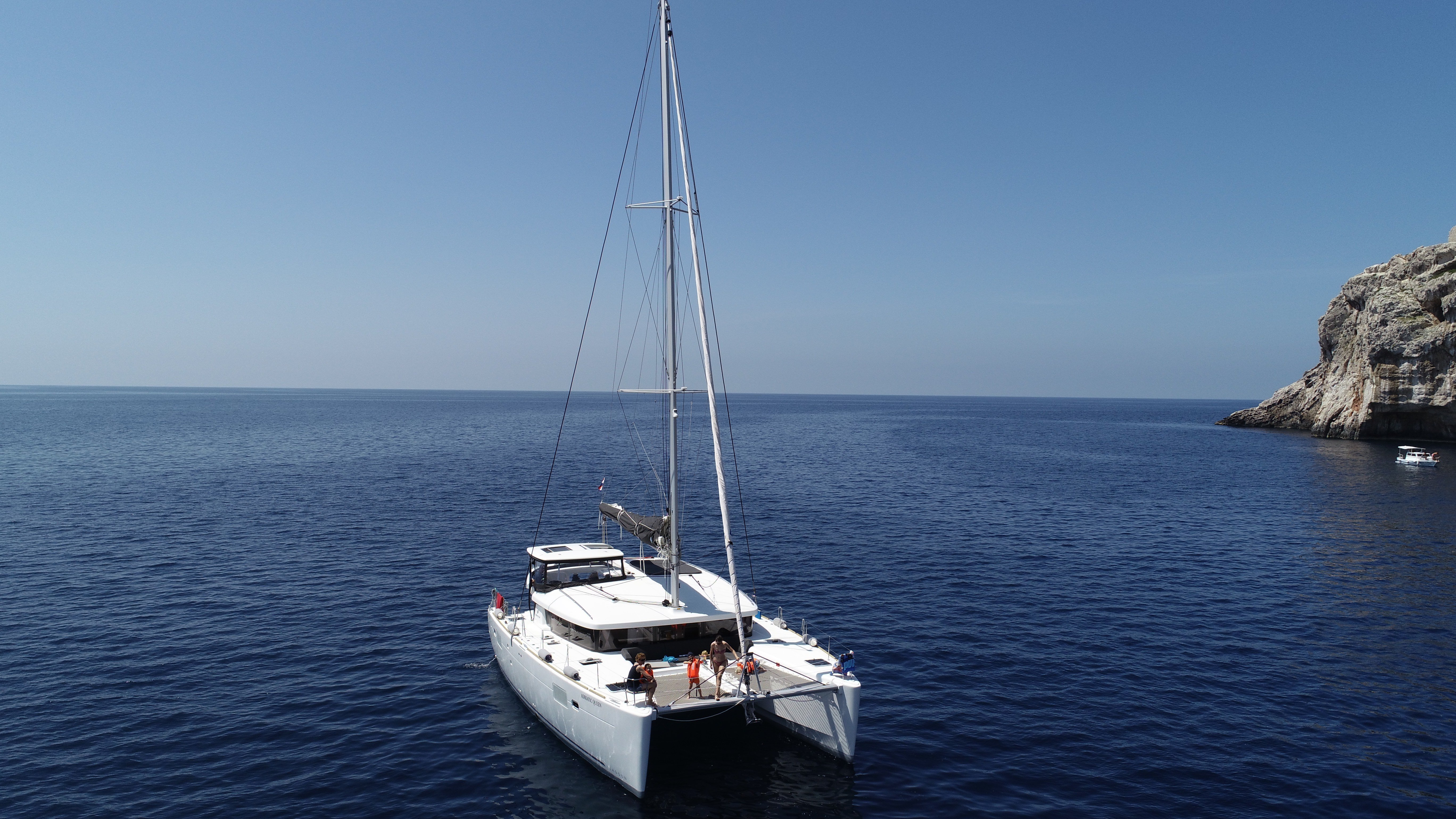 Lagoon 450 S (ADRIATIC QUEEN)  - 12
