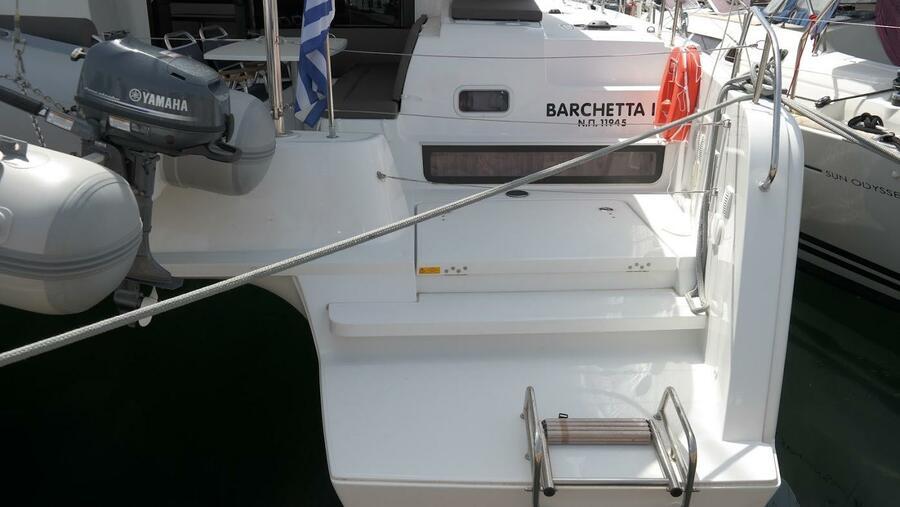 Lagoon 42 (Barchetta III)  - 46