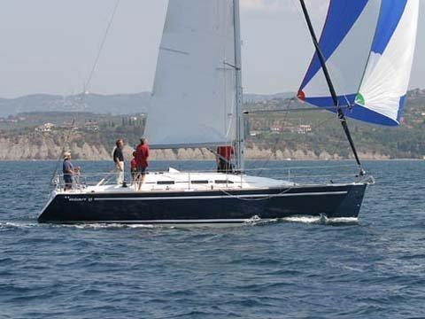 Elan Performance 37 (Sailway Uno) Main image - 17