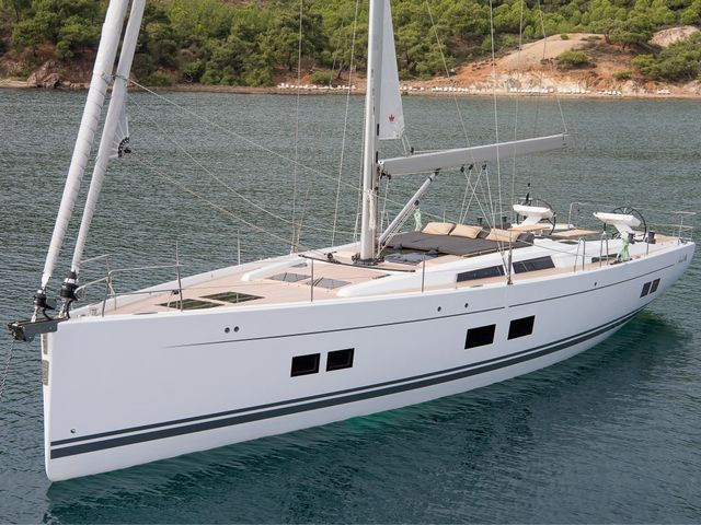 Hanse 588 (AMADEA (ONLY SKIPPERED))  - 1