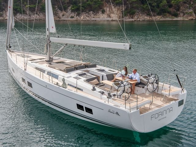 Hanse 588 (AMADEA (ONLY SKIPPERED))  - 4