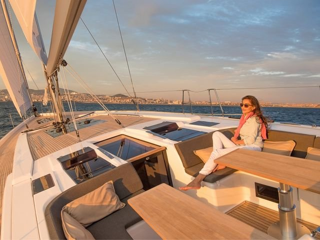 Hanse 588 (AMADEA (ONLY SKIPPERED))  - 15