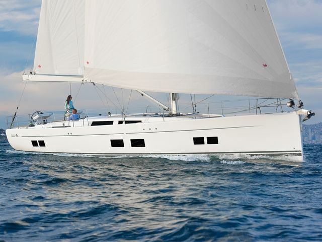 Hanse 588 (AMADEA (ONLY SKIPPERED))  - 16