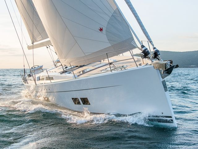 Hanse 588 (AMADEA (ONLY SKIPPERED))  - 18