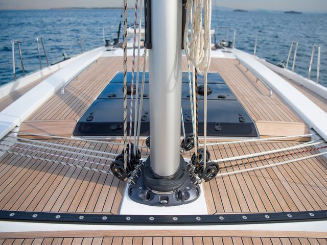 Hanse 588 (AMADEA (ONLY SKIPPERED))  - 14