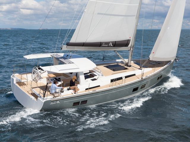 Hanse 588 (AMADEA (ONLY SKIPPERED))  - 11