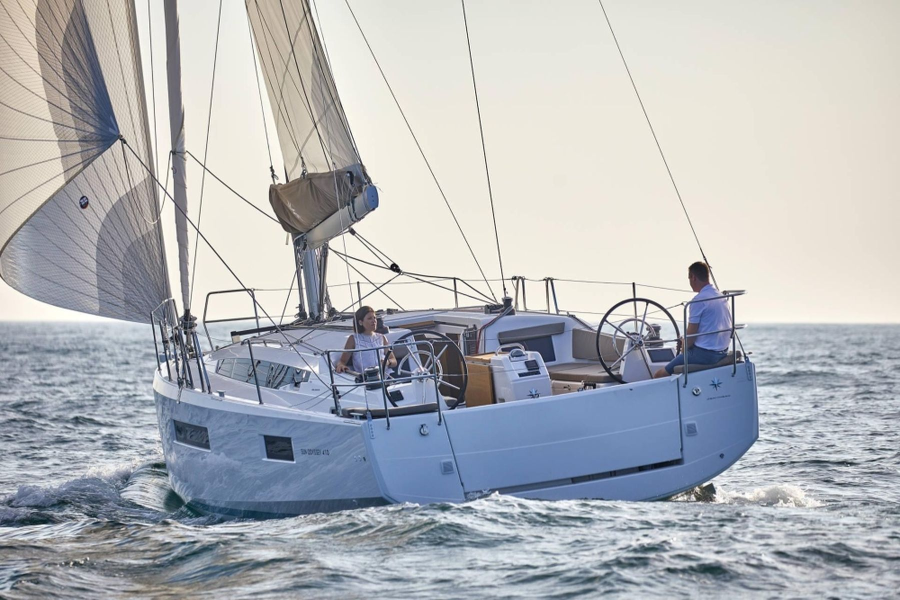 Sun Odyssey 410 (GEVA X)  - 7