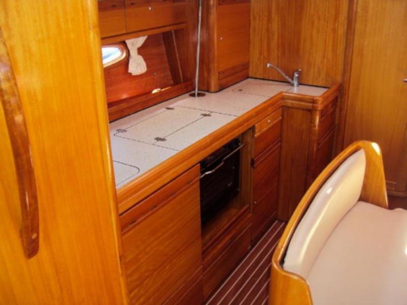 Bavaria 39 Cruiser (Marja)  - 1