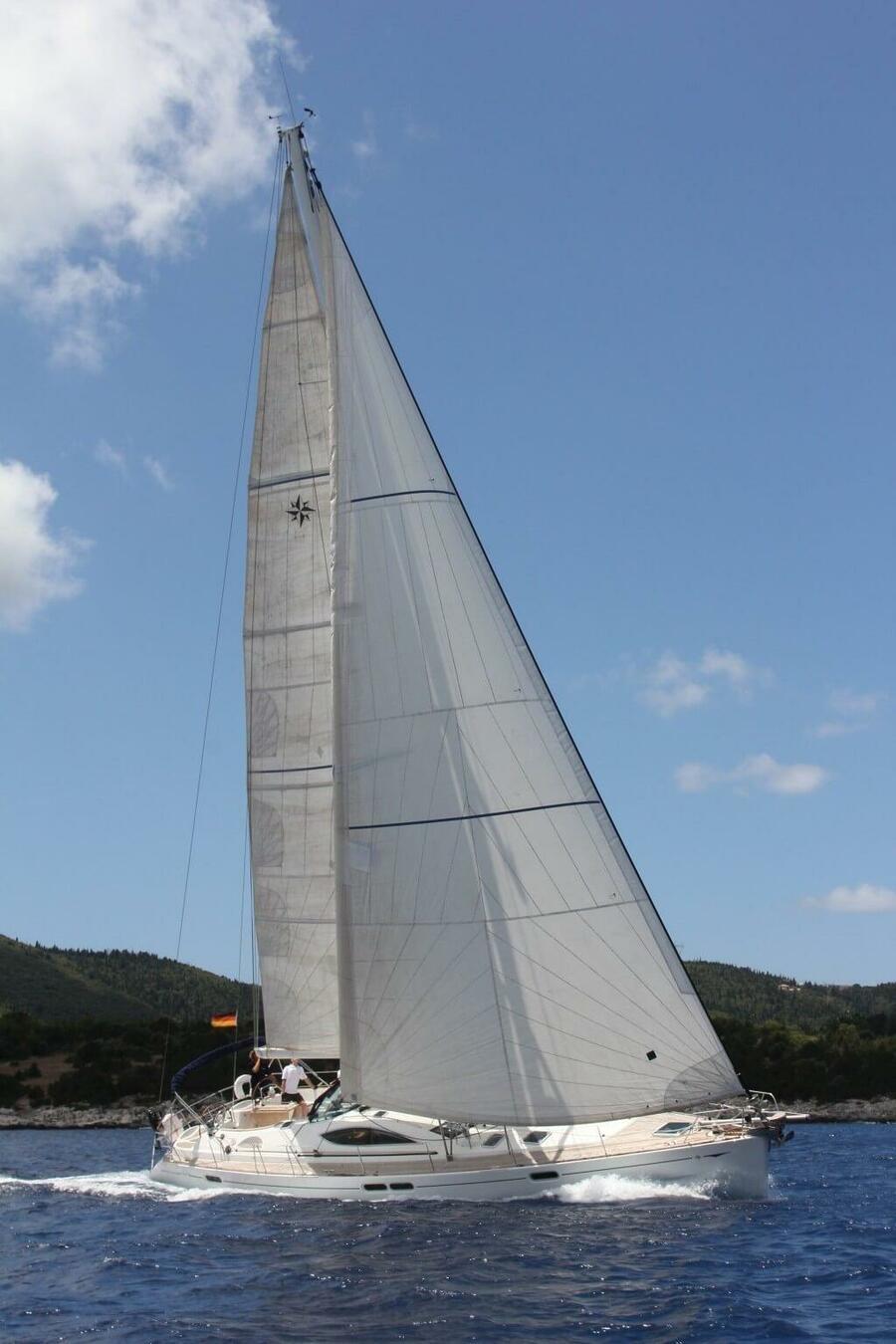 Sun Odyssey 54DS (my way)  - 2
