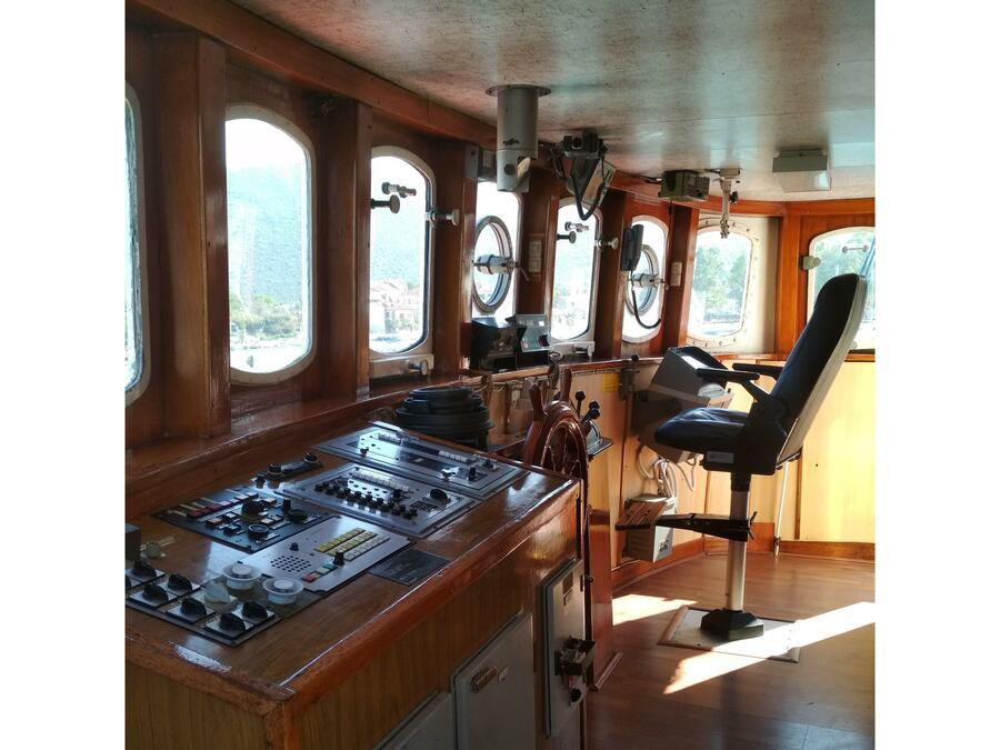 NORTH SEA TRAWLER 92 (Soula) Interior image - 1