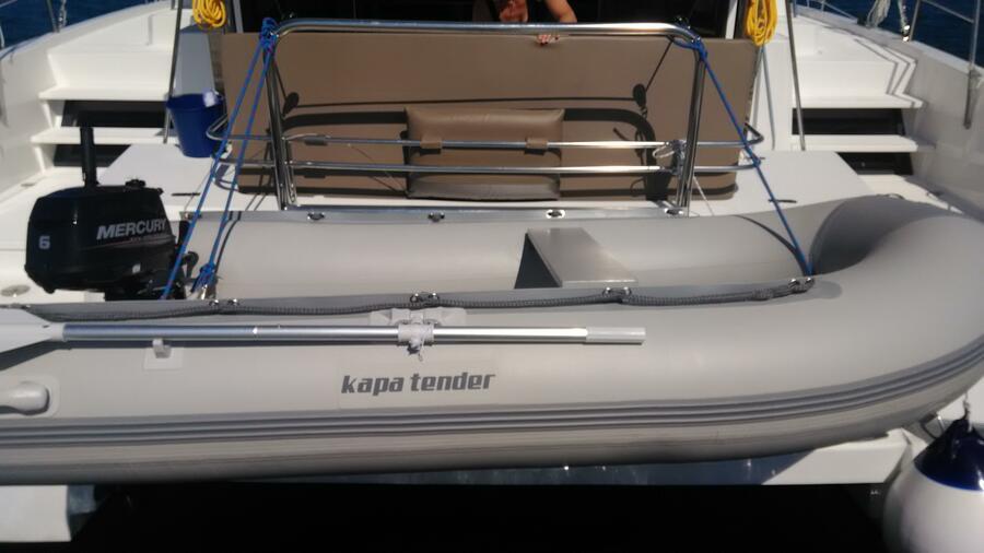 Bali 4.1 (Double Kiss) Tender - 32