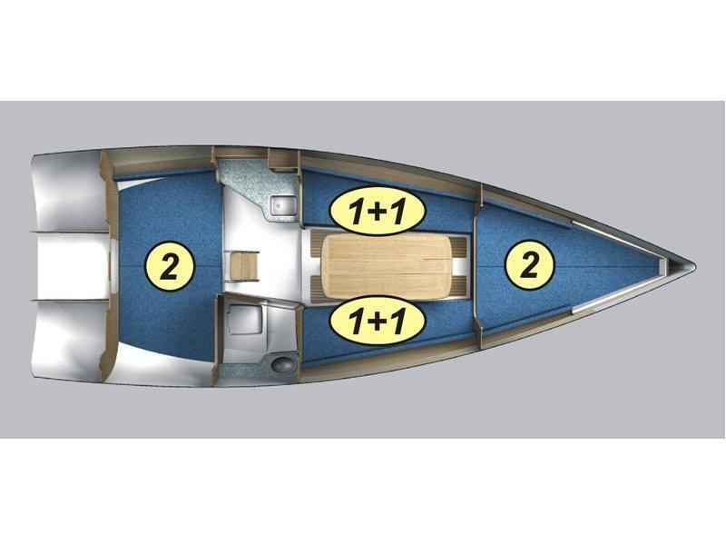 Maxus 28 Prestige (AURORA) Plan image - 12