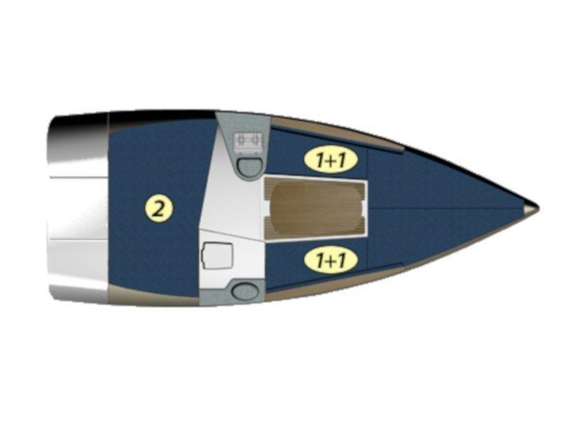 Maxus 22 Standard (SIMI) Plan image - 9