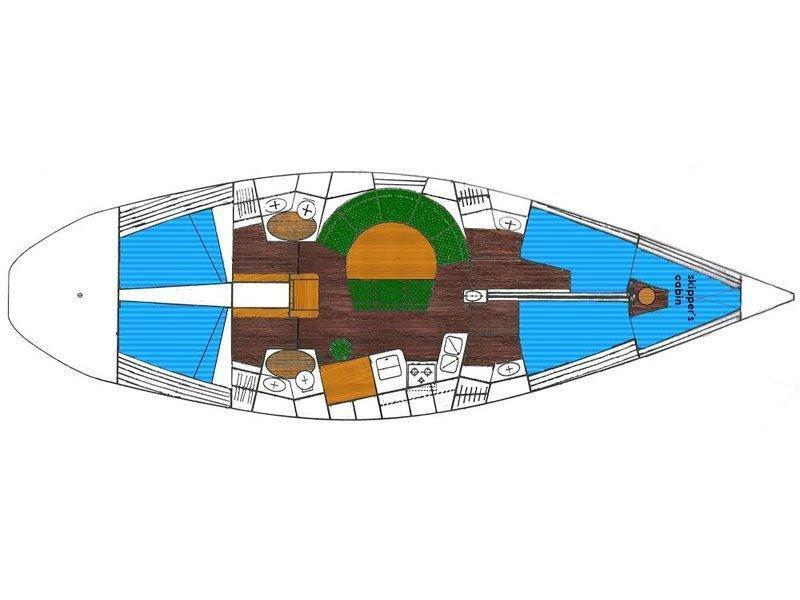 Dromor Triton 48 (Ocyalos) Plan image - 4