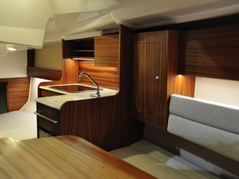 Maxus Evo 24 Prestige + (MONSOON) Interior image - 2