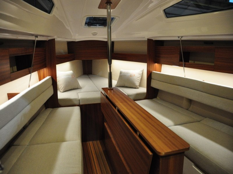 Maxus Evo 24 Prestige + (MISTY RAIN)  - 3