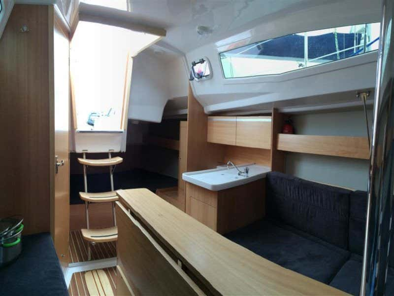 Maxus 26 Prestige + (MARSALA) Interior image - 14