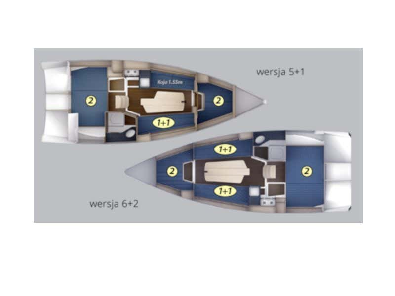 Maxus 26 Prestige + 8/1 (OZYRYS) Plan image - 11