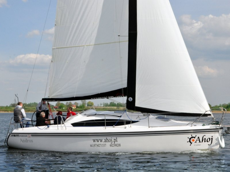 Maxus 33.1 RS Standard (KASSOS)  - 16