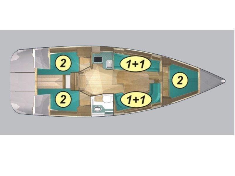 Maxus 33.1 RS Standard (KASSOS) Plan image - 8