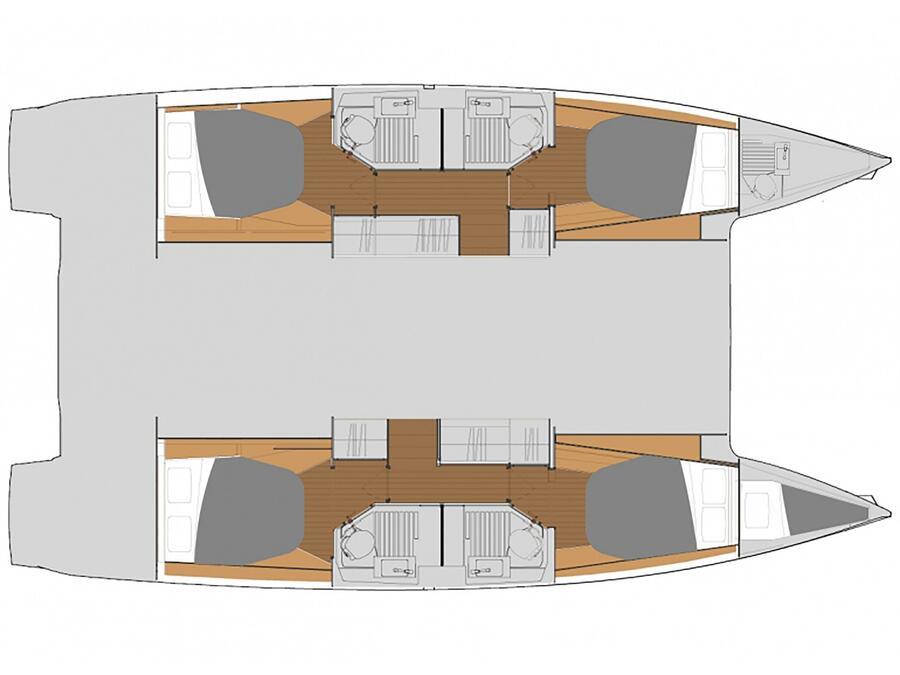 Astréa 42 (My Island) Plan image - 1