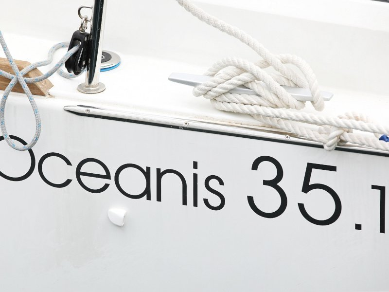 Oceanis 35.1 (IDILA Unlimited WiFi included)  - 36