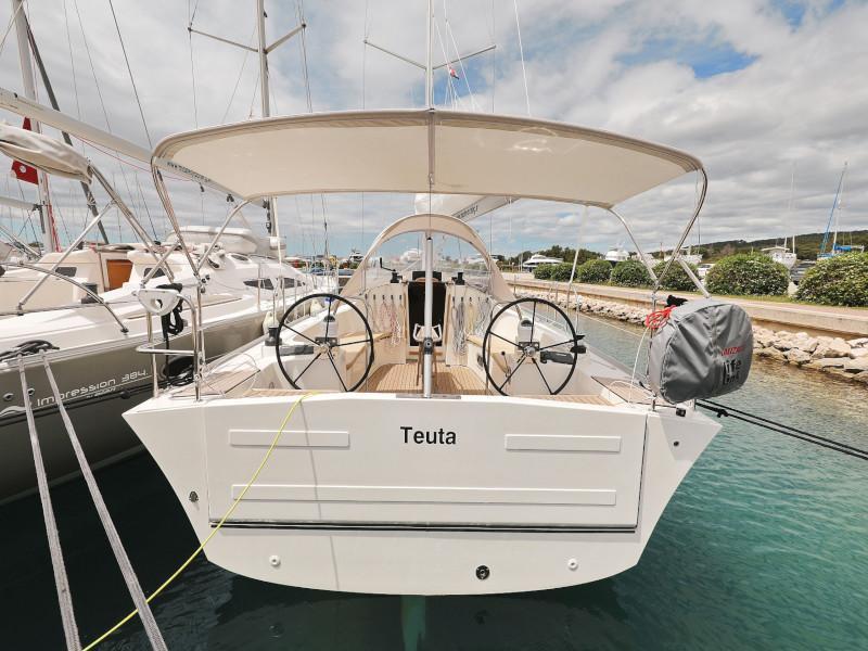 Cobra 38 (TEUTA Outboard Included)  - 40