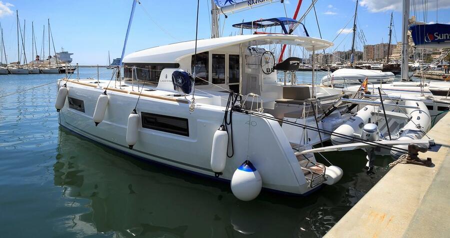 Lagoon 40 (Amalia II)  - 9