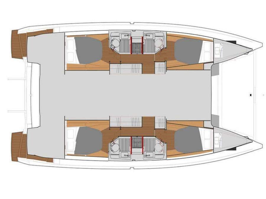 Astréa 42 (Grace) Plan image - 1