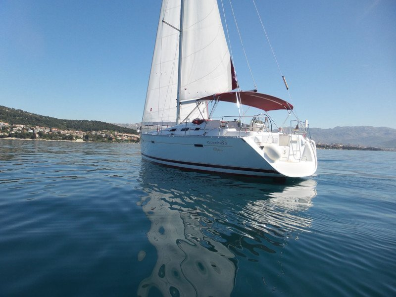 Oceanis 393 Clipper (Škuribanda (short terms offers on request))  - 12