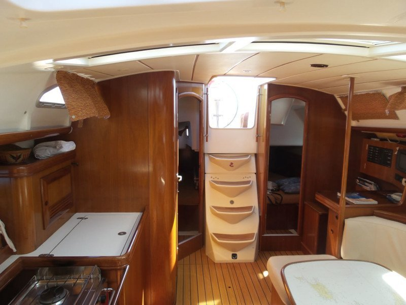 Oceanis 393 Clipper (Škuribanda (short terms offers on request))  - 10
