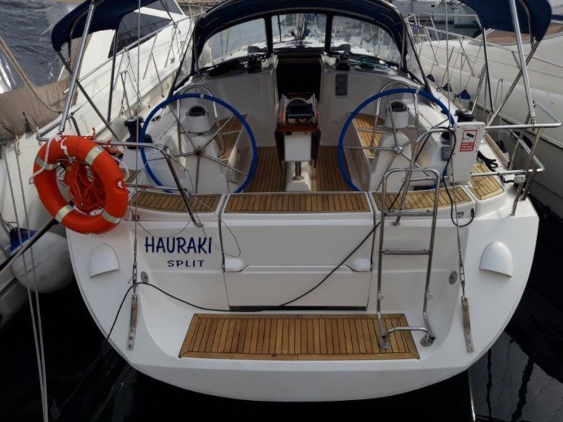 Dufour 455 Grand Large (Hauraki (refitted 2019))  - 10
