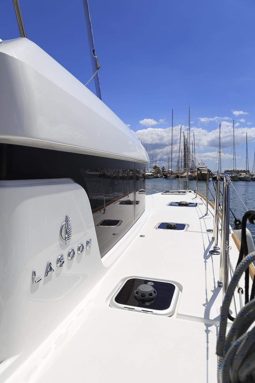 Lagoon 40 (Amalia II)  - 16