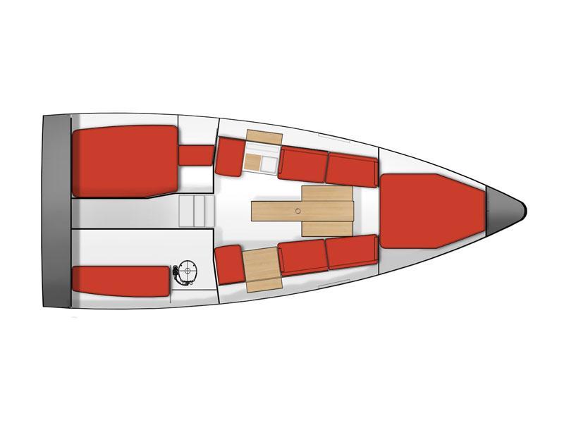 Pogo 30 (Spica) Plan image - 2