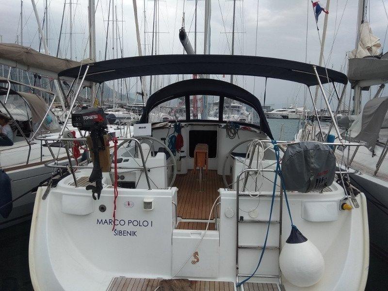 Oceanis 473 (Marco Polo I) Main image - 0
