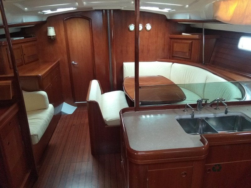 Oceanis 473 (Marco Polo I) Interior image - 8