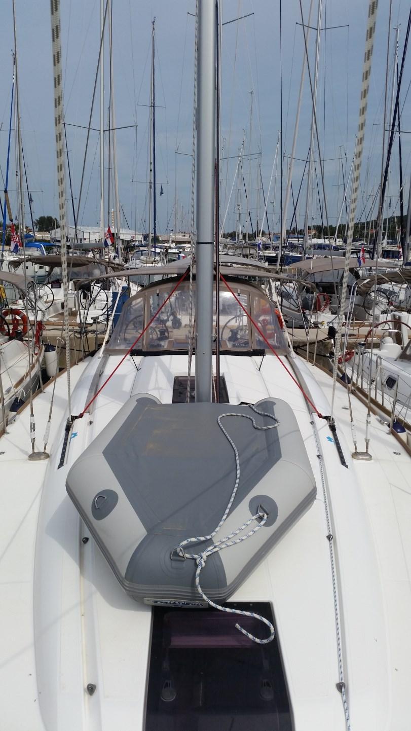 Sun Odyssey 439 (Libera)  - 7