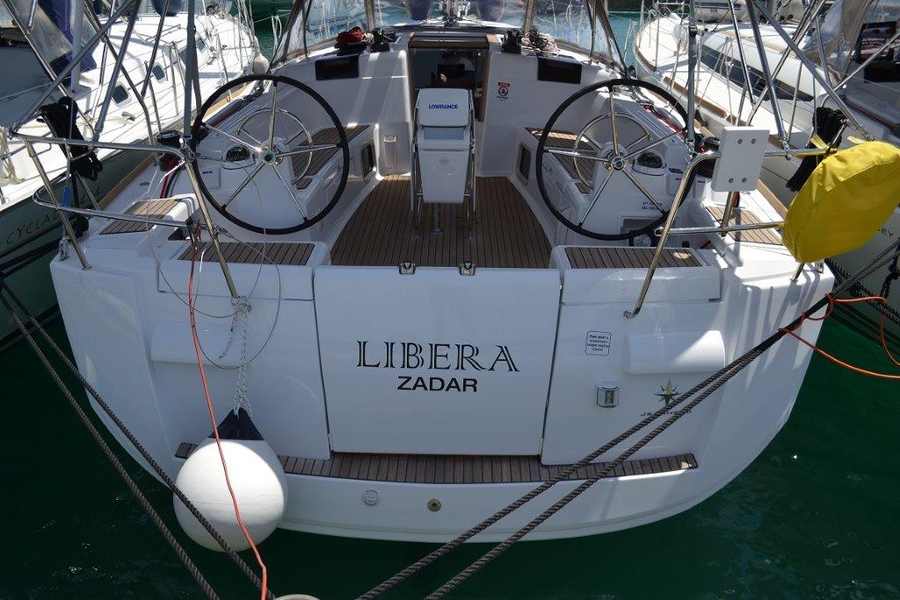 Sun Odyssey 439 (Libera)  - 17