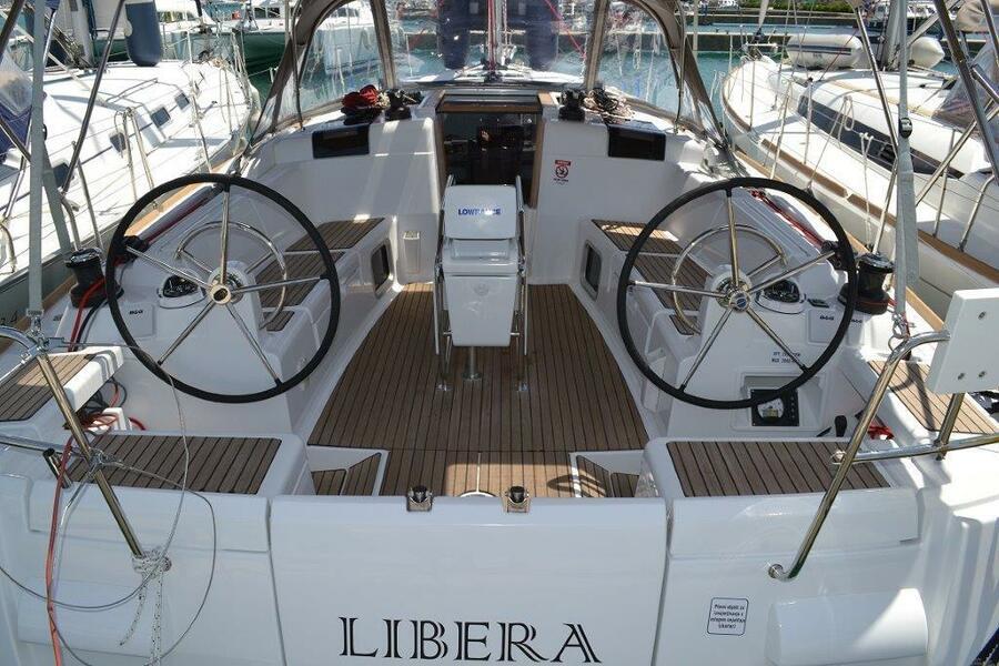 Sun Odyssey 439 (Libera)  - 15