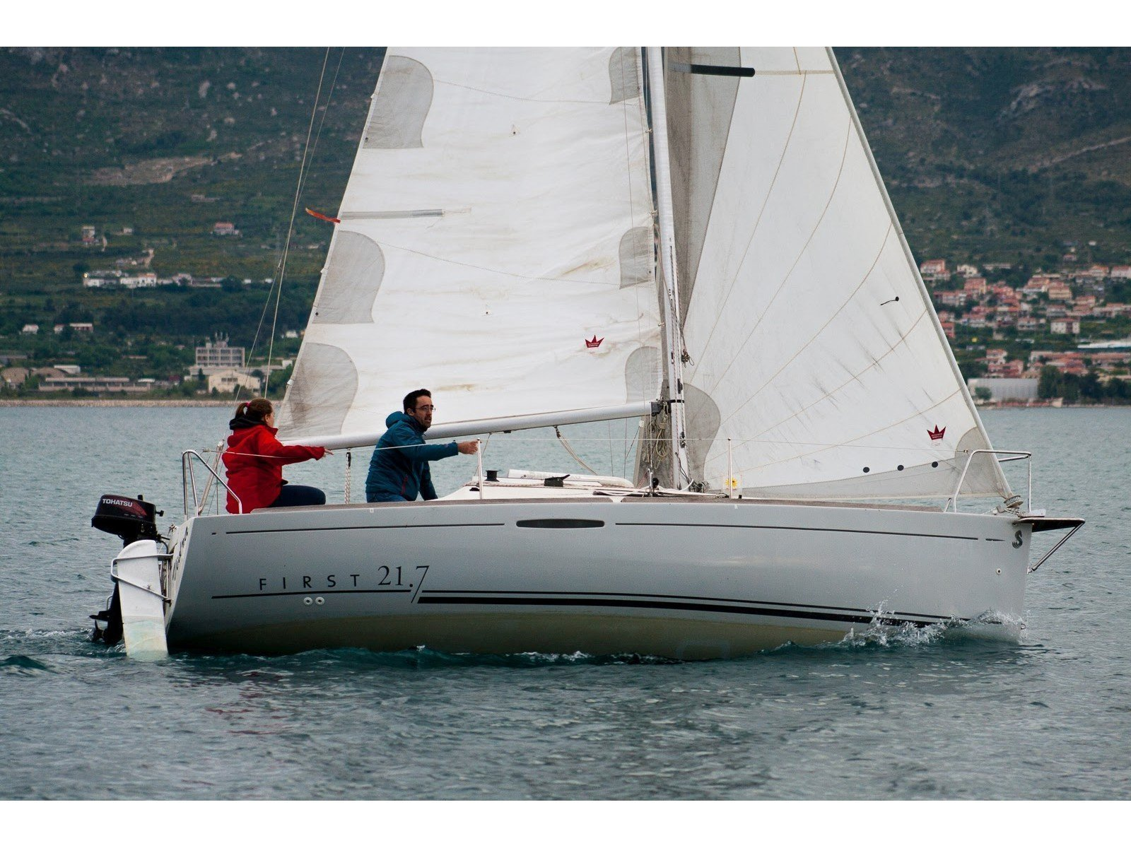 Beneteau First 21.7 (Perla) Main image - 0