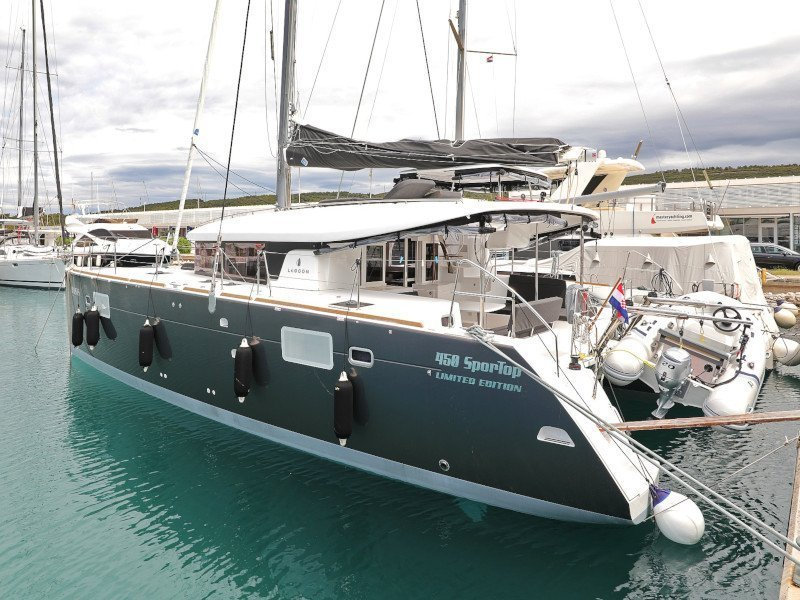 Lagoon 450 (OASIS Fully Equipped)  - 36